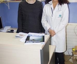 Profesionales para reconocimientos médicos