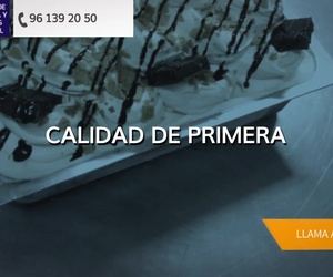 Fábrica de horchata en Valencia