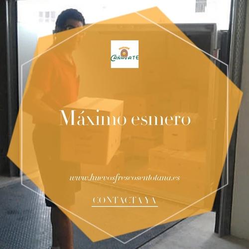Distribución de huevo líquido en Almería | Huevos Cañavate