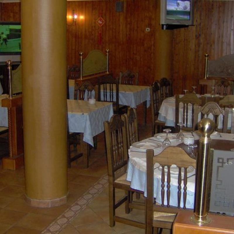 Venta de bar equipado en Consuegra: Inmuebles Urbanos de ANTONIO ARAGONÉS DÍAZ PAVÓN