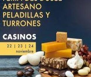 XX FIRA DEL DOLÇ DE CASINOS -- XX FERIA DEL DULCE ARTESANO, PELADILLAS Y TURRONES