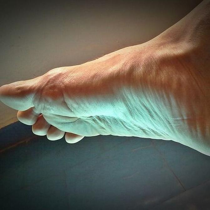 Problemas y lesiones más habituales en los pies