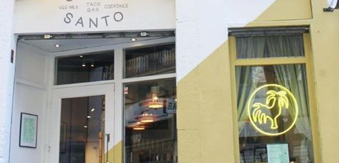 Restaurante vegano en Gracia (Barcelona) en un emplazamiento único