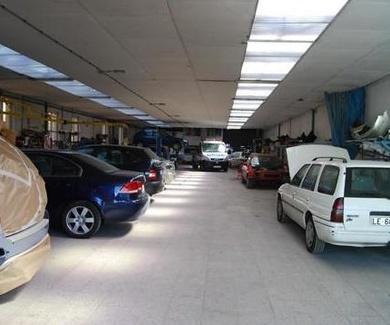 Taller de reparación de automóviles León