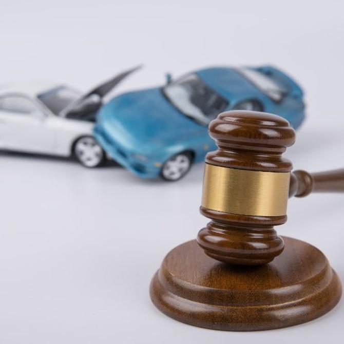 ¿Qué puedo reclamar en caso de accidente de tráfico?
