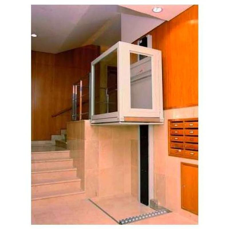 Plataformas elevadoras: Servicios de Ascensores Marín