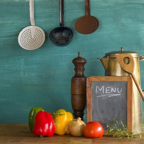 Menú diario en Garganta la Olla