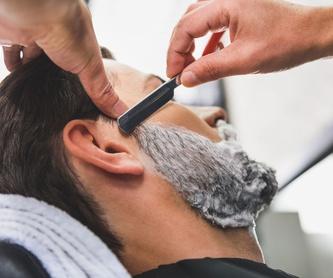 Degradados: Catálogo de Barbería Peluquería Iván Huertas
