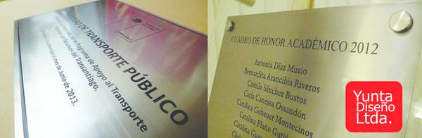 Acero inoxidable: Catálogo de Grabados Dalima, S.L.