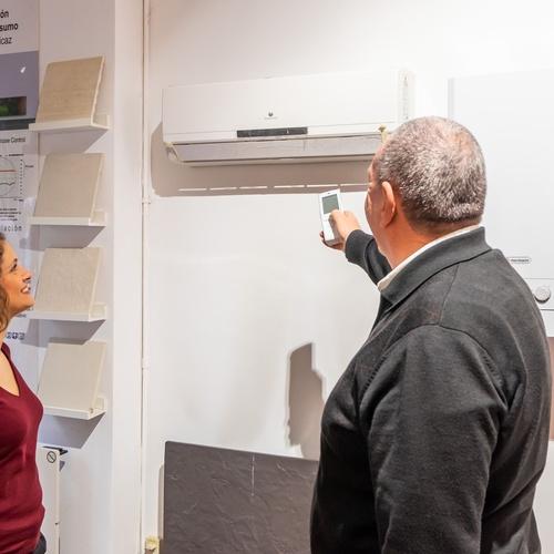 Venta de aparatos de aire acondicionado en Barcelona