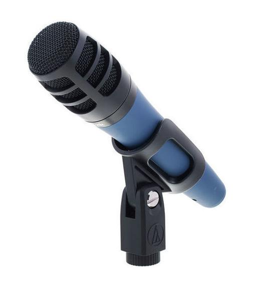 Microfono profesional Audio Technica MB 2k, para amplificador de guitarra y caja o instrumento