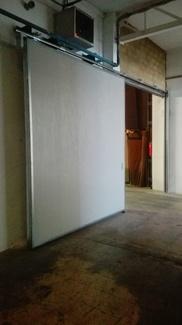 Puertas correderas cortafuegos contra incendios en Beniparrell Valencia