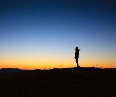 Meditación no dimensión