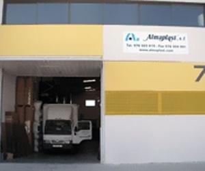 Empresa especializada en embalajes en Zaragoza