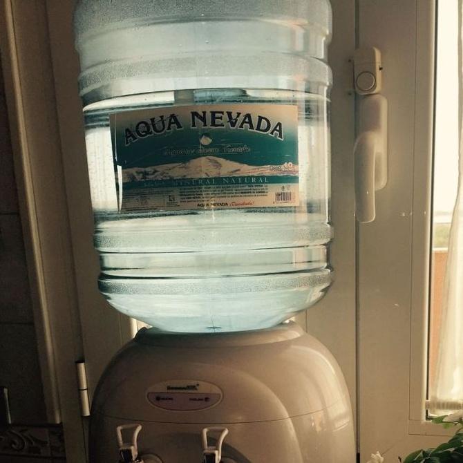 El agua natural