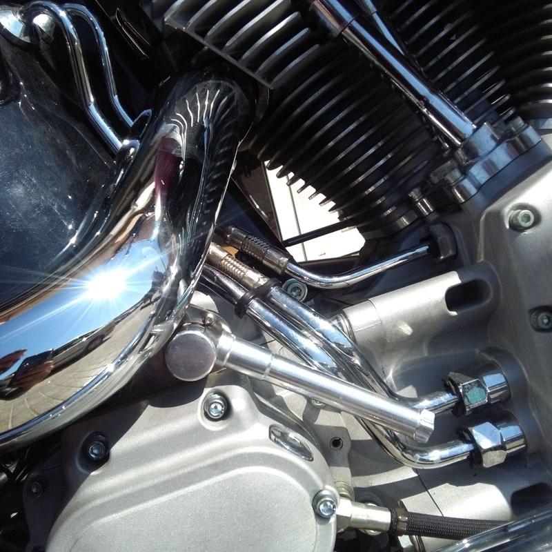 Kit marcha atrás para Harley Davidson