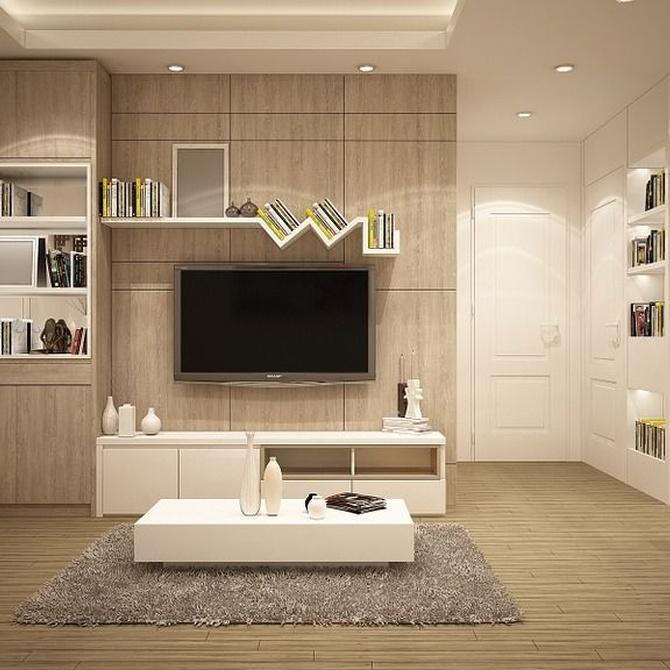 Evolución y usos de la escayola en los muebles