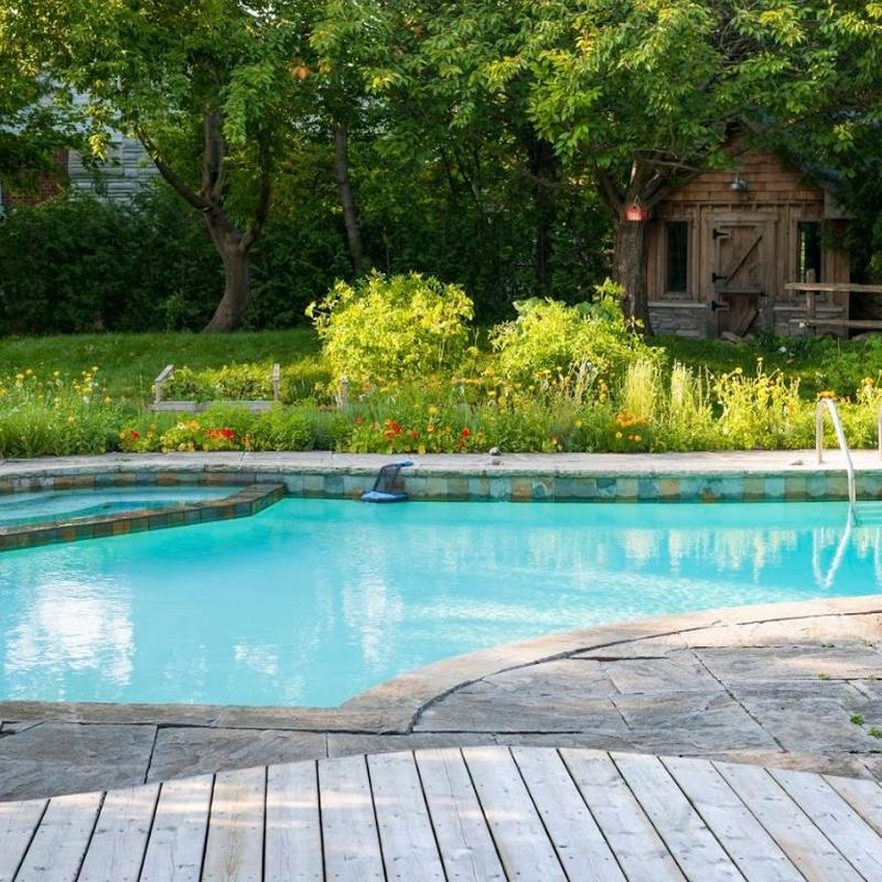 Mantenimiento de jardines y piscinas: Servicios de Sereslim