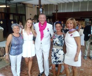 Con Directora de ventas,marqueting y Formulación de Maria Galland Paris