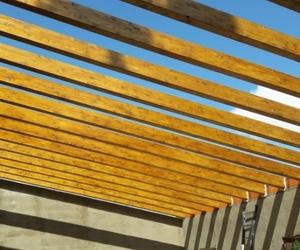 Cubiertas y porches de madera
