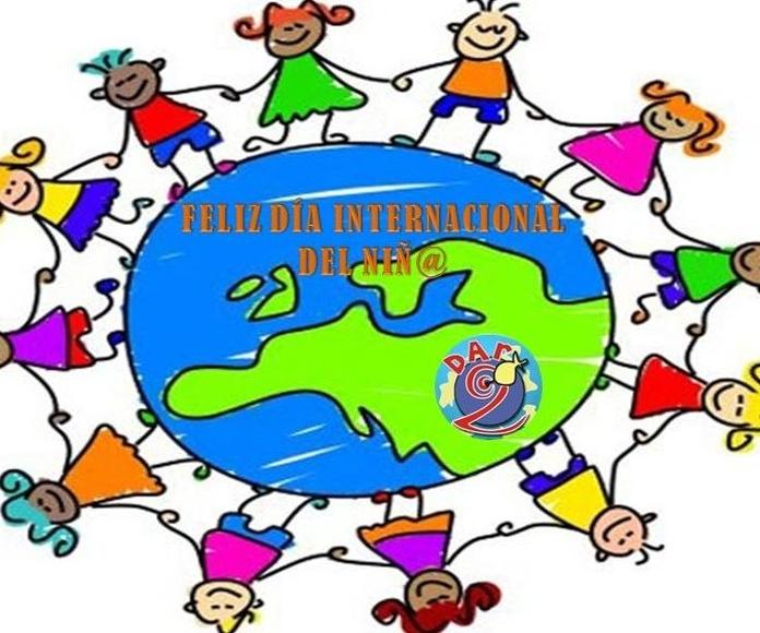 Día internacional del niñ@