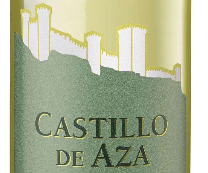 Vino Blanco Verdejo D.O Rueda Marca CASTILLO DE AZA