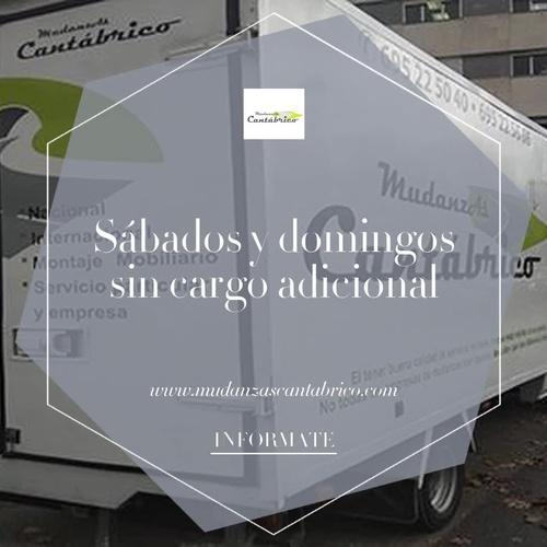 Mudanzas nacionales económicas Gijón | Mudanzas Cantábrico