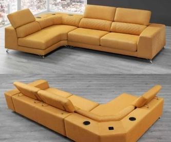Recibidores: Muebles y colchones de Muebles Chamizo