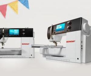 Máquinas de coser BERNINA