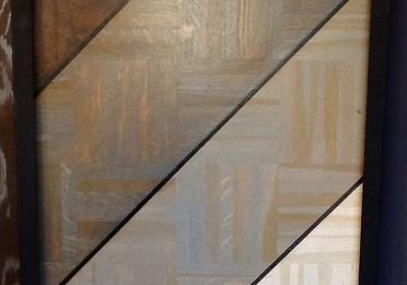 Teñido de suelos de madera