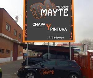 Galería de Talleres de automóviles en MADRID | TALLERES MAYTE & CAB AUTOMOCIÓN