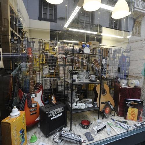 Partituras musicales en Bilbao