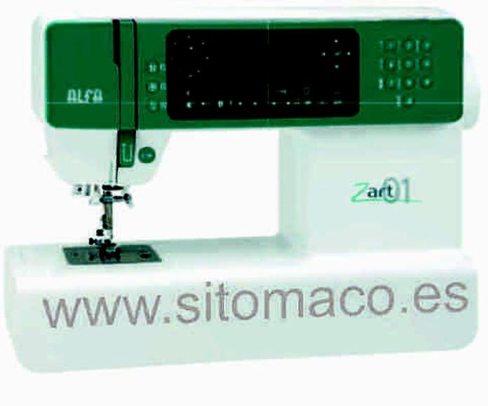 ALFA ZART01: Catálogo de Sitomaco