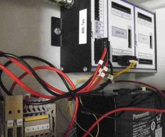 Mantenimientos integrales: Servicios de Niborcontrol