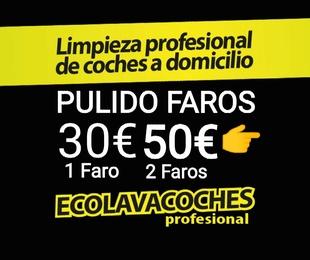 Pulido Ópticas 30/50€ Dirección Dia Hora