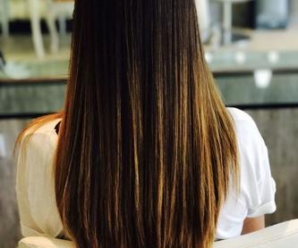 Coloración Chromatics: Servicios de peluquería de Sonia Atanes