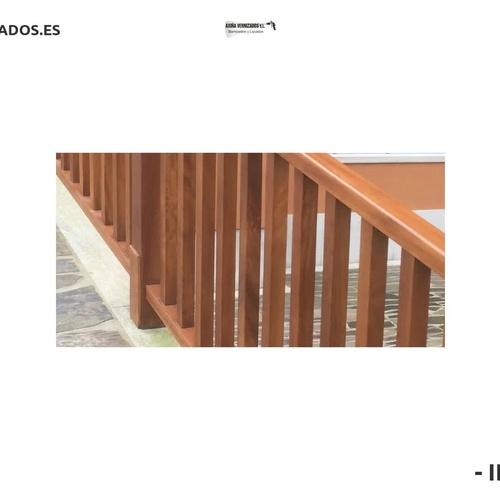 Barnizados y lacados en A Coruña | Axiña Vernizados