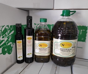 Venta directa de aceite
