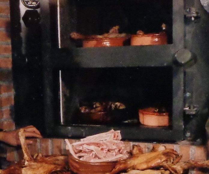 Carnes: Carta de Restaurante La Taurina