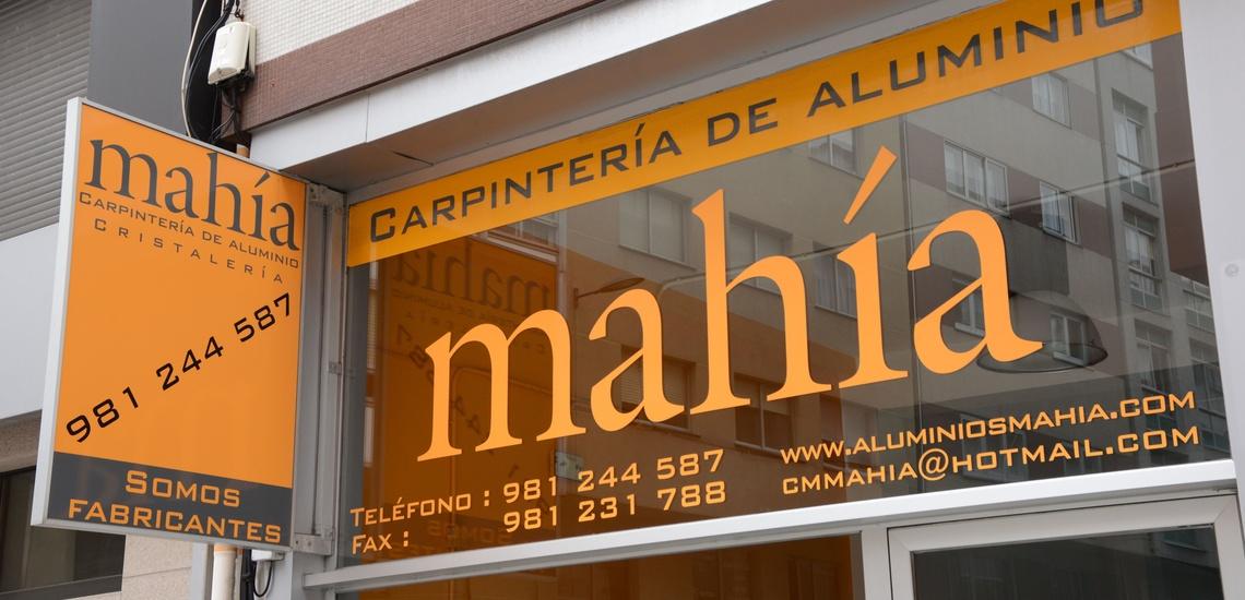 Ventanas de aluminio en A Coruña