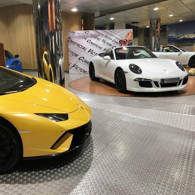 Lamborghini Huracán Performance: Servicios de Comercial Víctor