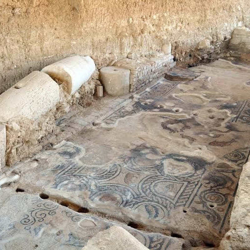 Ambulacro: Turismo arqueológico de Villa Romana de Salar