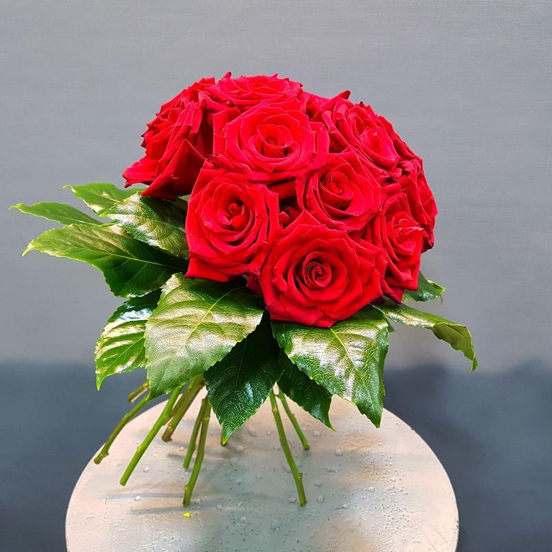 15 rosas rojas : Productos de Flores Madrid