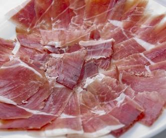 Bocadillos: Carta y Raciones de Bar Restaurante Almanzor