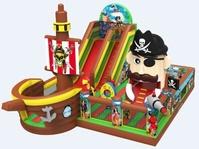 hinchable xxl pirata