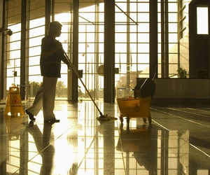 Limpieza de oficinas