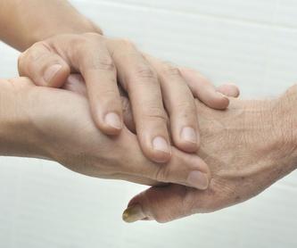 Residencia para personas que necesitan asistencia : Servicios de Residencia 3ª Edad Las Eras