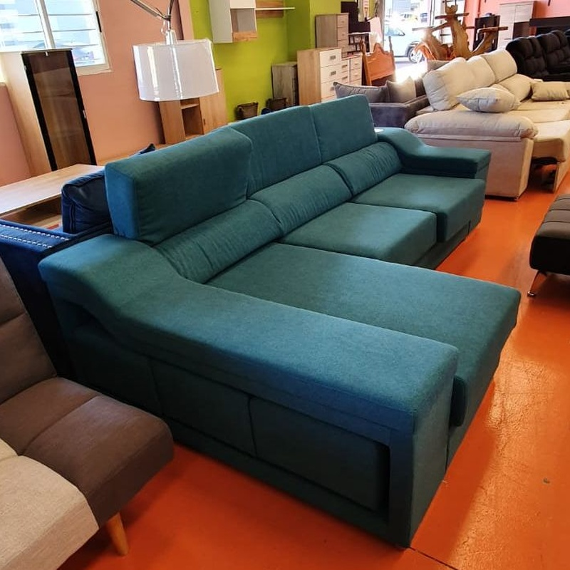 Sofá chaise longue 280x150 cm: Servicios y productos de Remar Castellón