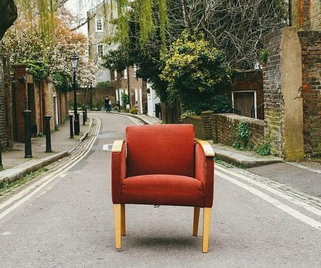 Ese mueble usado que ya no quieres puede ayudar a los necesitados