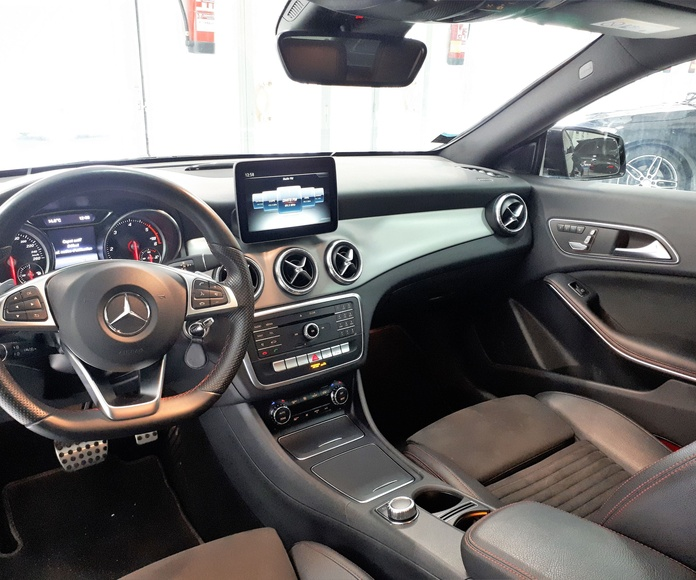 Mercedes CLA 220 AMG Shooting Brake 7G-DCT 2017 29.900€
